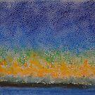 Colours Of Dawn Over A Sleepy Sea by Medusa