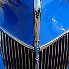 1939 Ford Deluxe Coupe..Grille by Larry Trupp