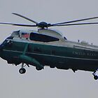 Marine One by Lin Taylor