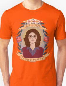 Liz Lemon Unisex T-Shirt