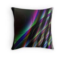 Harlequin Throw Pillow