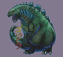 Godzilla Chibi Kids Tee