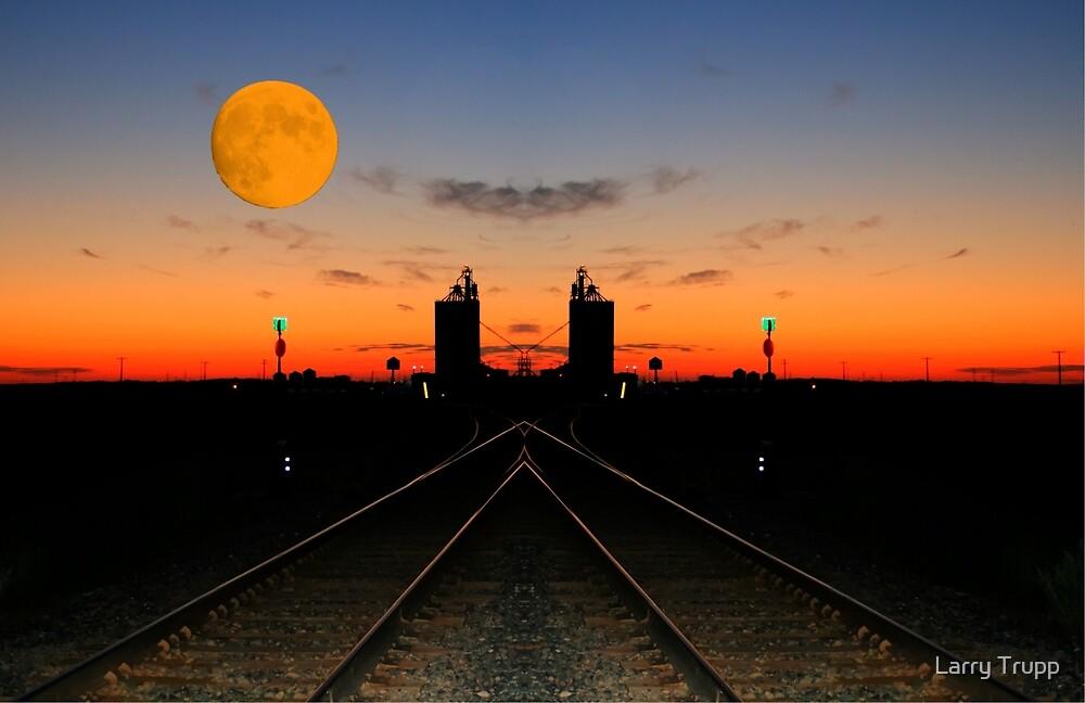 """""""Moon-o-rail"""" by Larry Trupp"""