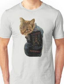 Iron Maiden Cat Unisex T-Shirt