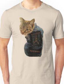 Iron Maiden Cat Unisex T-Shirt