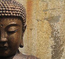 Buddah by hayleychard