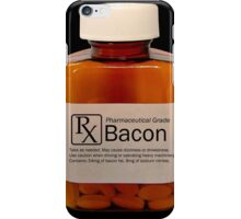 Pharmaceutical Bacon iPhone Case/Skin
