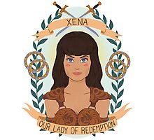 Xena Photographic Print