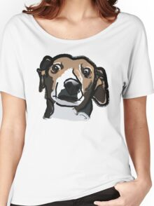 Italian Greyhound Women's Relaxed Fit T-Shirt