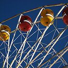 Ferris Wheel Spinning - St Lucie County Fair by boliver
