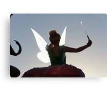 Tinker Bell Canvas Print