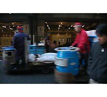 Tsukiji Fish Market Photographic Print