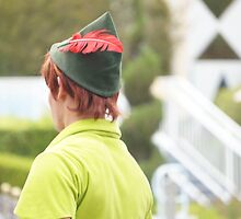 Peter Pan by humansofdisney