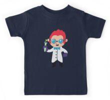 Cute Scientist Kids Tee