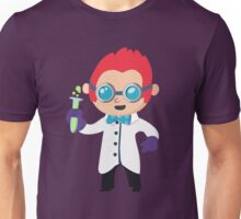 Cute Scientist Unisex T-Shirt