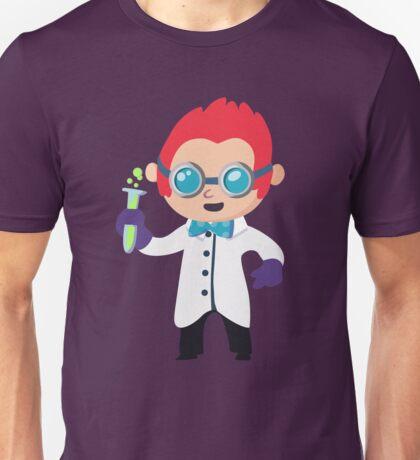 Cute Scientist Unisex T-Shirt