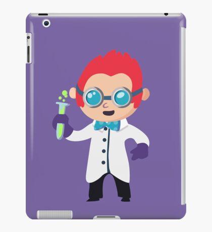 Cute Scientist iPad Case/Skin