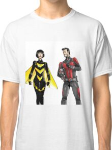 Wasp and Antman Classic T-Shirt