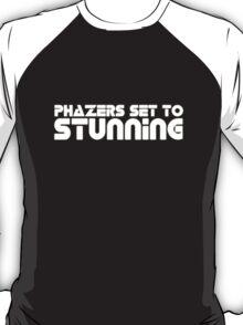 phazers set to stunning T-Shirt