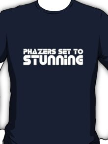 phazers set to stunning T-Shirt