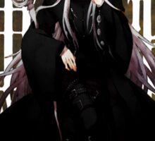 Black Butler - Undertaker Sticker
