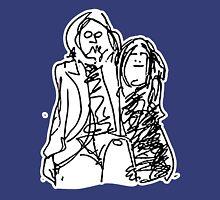 John and Yoko Unisex T-Shirt