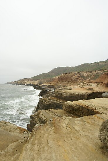 Cabrillo National Park, California by Tara Burkhardt