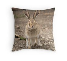 I can hear you. Throw Pillow