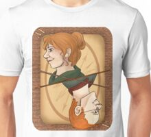Molly and Arthur Weasley Unisex T-Shirt