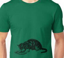 Hungry Cat....Bon Appetit Unisex T-Shirt