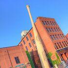 Louisville Slugger Museum by DevereauxPrints