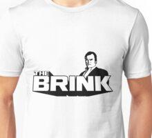 The Brink - White Unisex T-Shirt
