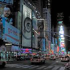 NYC  by DevereauxPrints
