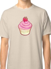 Fluffy Cupcake Love Classic T-Shirt