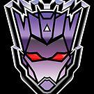TFxGB - Evil Gozerian (Faction Head) G1 METAL by btnkdrms