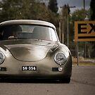 Porsche 356 Outlaw by FuelMagazine