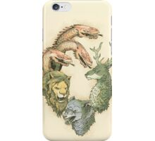 Fight for the Throne iPhone Case/Skin
