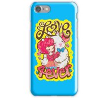 love4ever iPhone Case/Skin