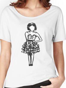 Alexa Chung  Women's Relaxed Fit T-Shirt