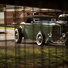 1932 Ford Roadster Hot Rod by FuelMagazine