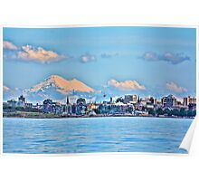 Victoria, BC Poster