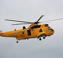RAF Sea King by Tony Steel