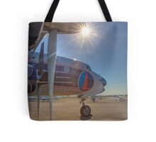 N836D -- a Classic Restored Tote Bag