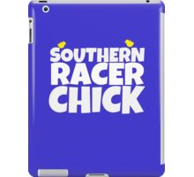 SOUTHERN RACER CHICK iPad Case/Skin