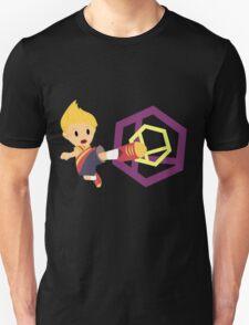 Lucas Super Smash 4 WiiU T-Shirt
