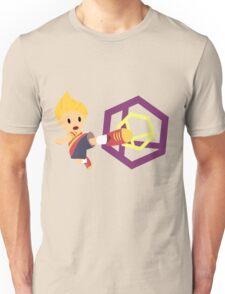 Lucas Super Smash 4 WiiU Unisex T-Shirt