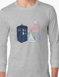 Doctor Moon Long Sleeve T-Shirt