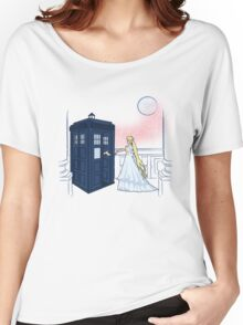 Doctor Moon Women's Relaxed Fit T-Shirt