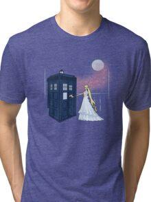 Doctor Moon Tri-blend T-Shirt