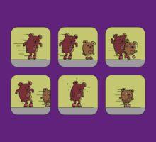 Bears on Roller Skates + Momentum T-Shirt